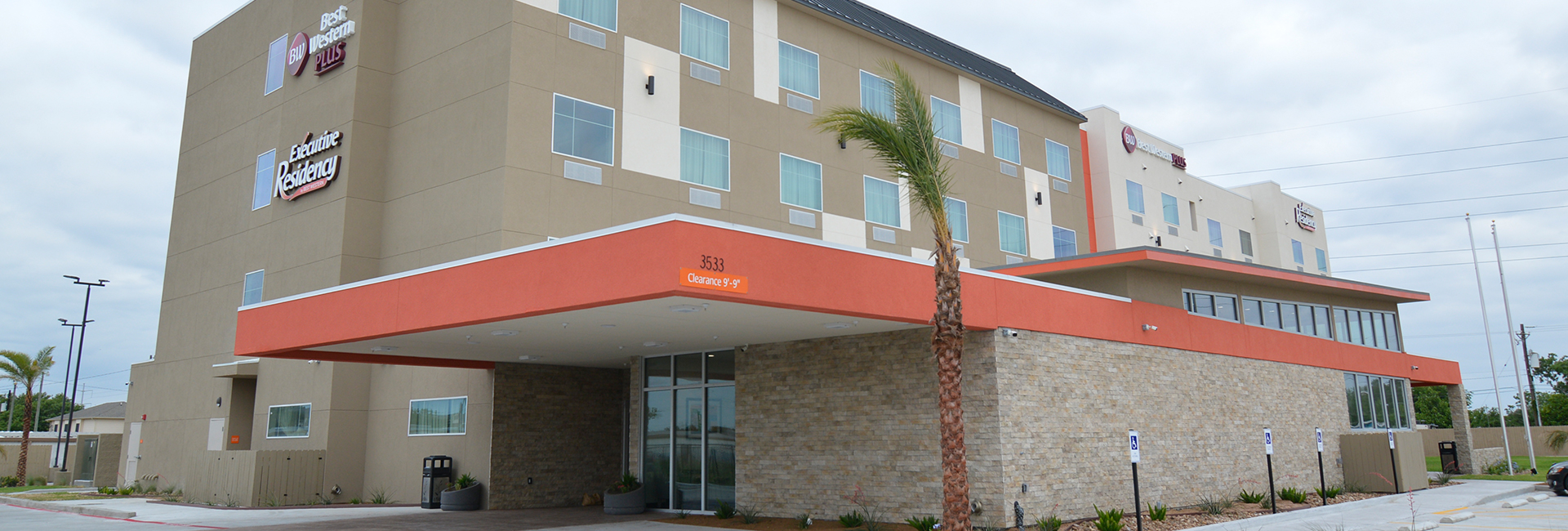 BEST WESTERN PLUS AND EXECUTIVE RESIDENCY CORPUS CHRISTI, TEXAS